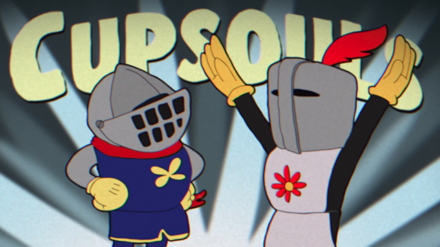 64 bits – Cupsouls!