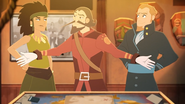 Renowned Explorers – Trailer